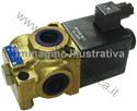 """Immagine di Deviatore elettrico 3 VIE - VS 70 - 1/4"""" - 24 V Rexroth Bosch Group"""