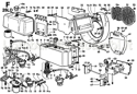 Picture of COOLING PANELS/ FUEL TANK/ FUEL FEEDING PUMP