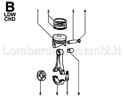 Picture of CONNECTING ROD/ PISTON SET