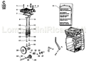 Picture of CYLINDER HEAD/ VALVES/ TIMING/ SPEED GOVERNOR