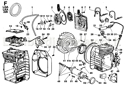 Picture of COOLING SYSTEM/ STARTING/ ELECTRICAL COMPONENTS