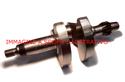 Picture of Cranckshaft for Lombardini Intermotor engines LA 250 standard version