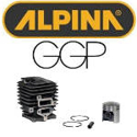 Picture for category Alpina GGP cylinders and pistons