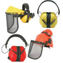 Picture for category Protective and work wear: head and face protection