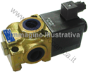 """Immagine di Deviatore elettrico 3 VIE - VS 81 - VS 82 - 1/2"""" - 12 V Rexroth Bosch Group"""