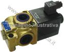 """Immagine di Deviatore elettrico 6 VIE - VS 120 - 1/4"""" - 12 V Rexroth Bosch Group"""